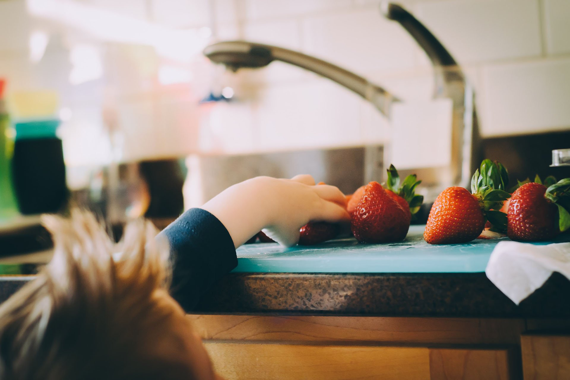 Alimentación infantil y salud ósea
