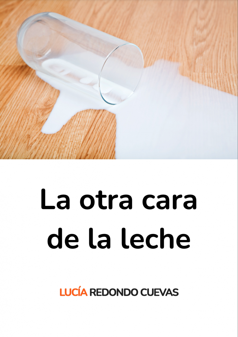 la otra cara de la leche portada libro